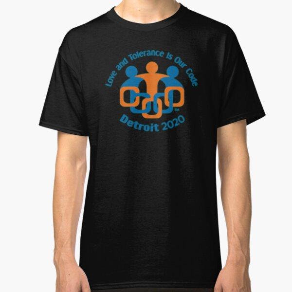 AA International Convention Detroit, Michigan - July 2-5, 2020 Classic T-Shirt