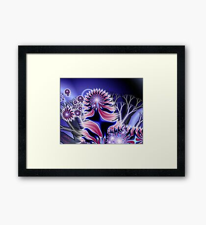Even the Wild Things Sing Framed Print