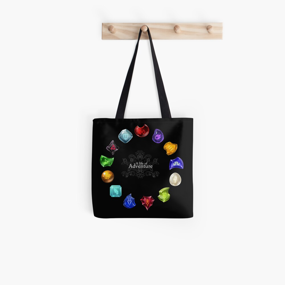 A Life of Adventure Tote Bag