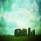 3D Stonehenge by Lucy Martin