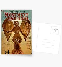 BioShock Infinite – Souvenir from Monument Island Postcards