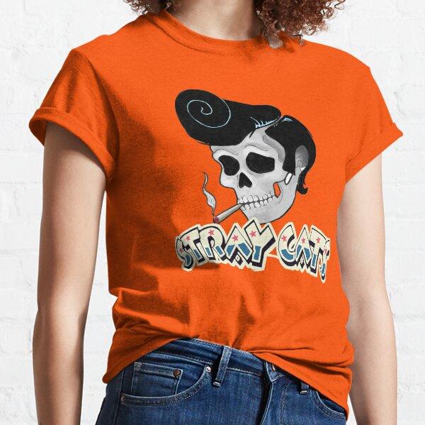 Stray Cats - 1981 Classic T-Shirt