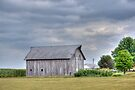 The Barn Before the Storm by Sheryl Gerhard