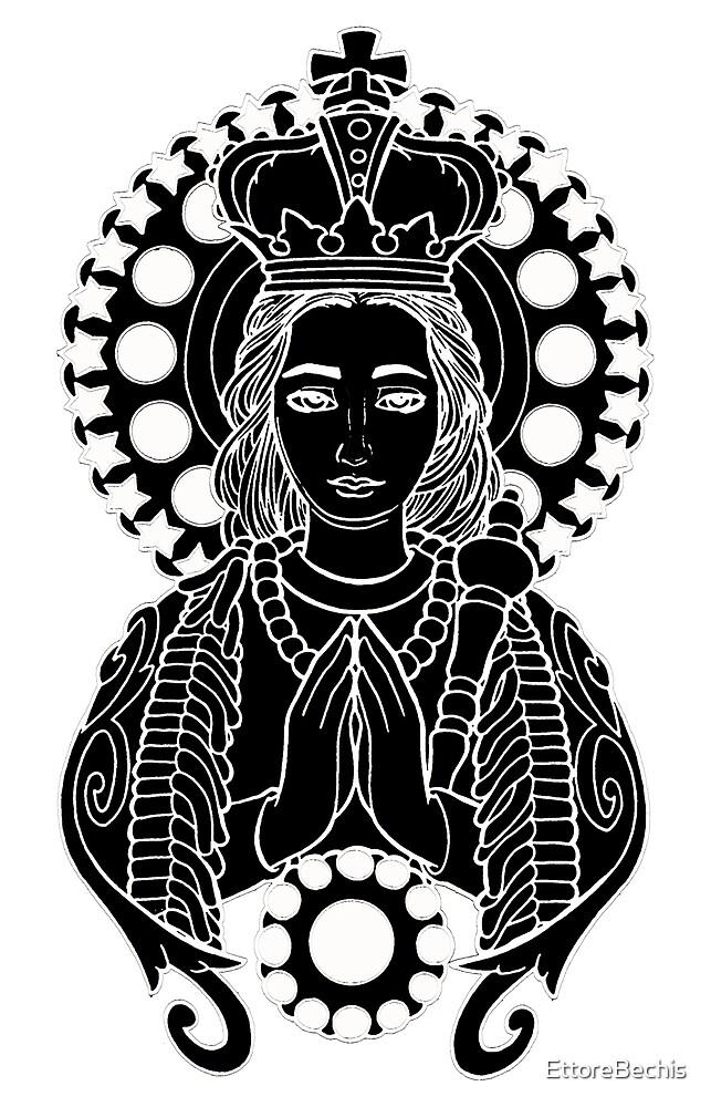 Virgen de Zapopan by EttoreBechis