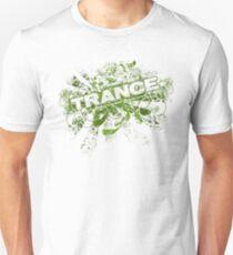 Trance – Electronic Dance Music - Green T-Shirt