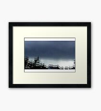 Second Dimention Framed Print