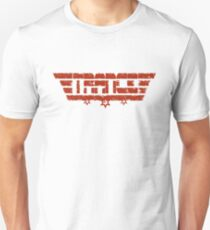 Trance Wings - Red T-Shirt