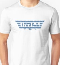 Trance Wings - Blue T-Shirt