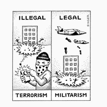 terrorism by dabear