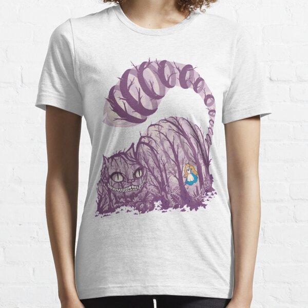YESTO2050, alice cat Essential T-Shirt