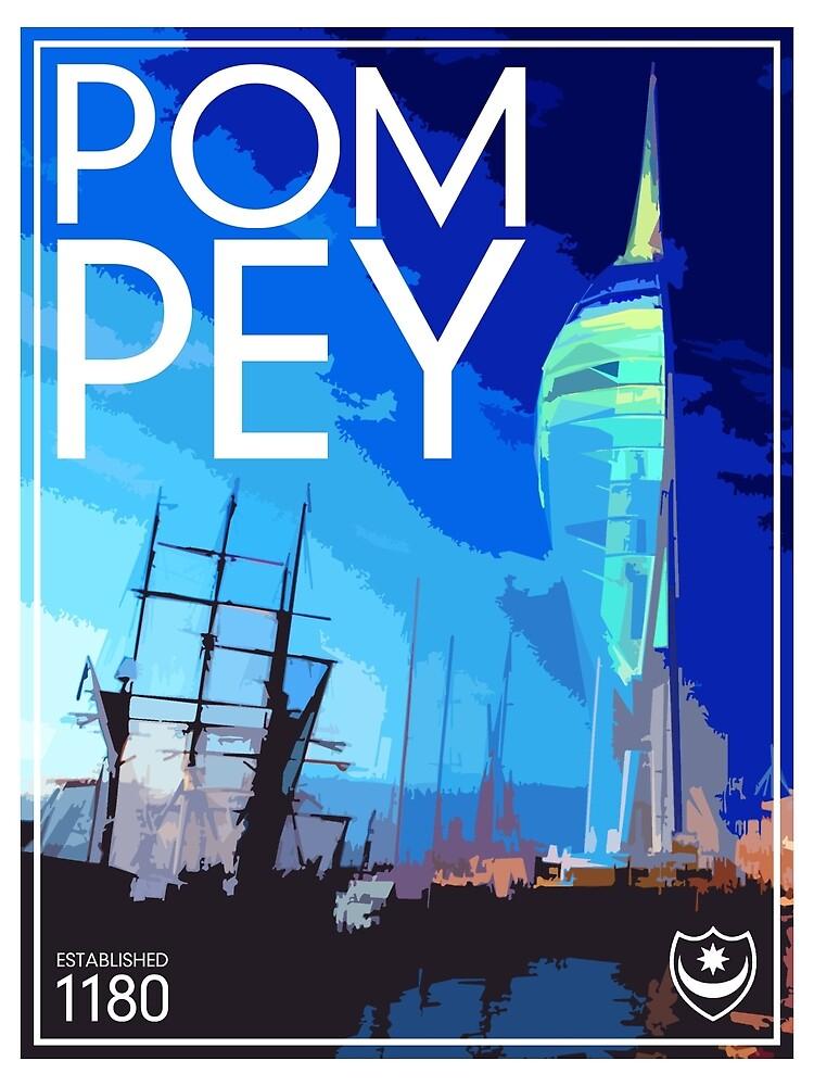 Pompey by PMundy