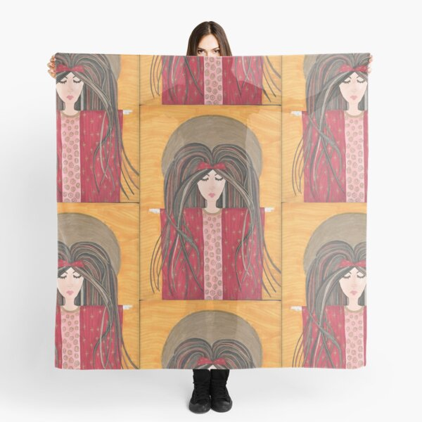 Mary Magdalene - High Priest in the Order of Melchizedek Scarf