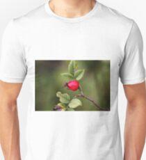 Red Dog Rose Fruit T-Shirt