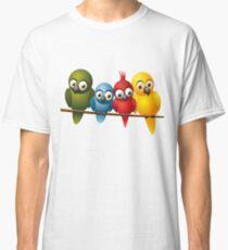 Cute overload - Birds Classic T-Shirt