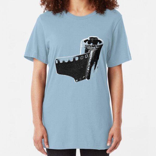 Analog life, 35mm film Big Slim Fit T-Shirt