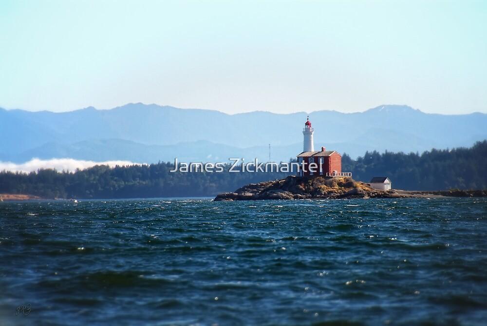 Fisgard Lighthouse by James Zickmantel