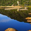 Tidal River, Wilsons Promontory, Gippsland, Victoria. by johnrf