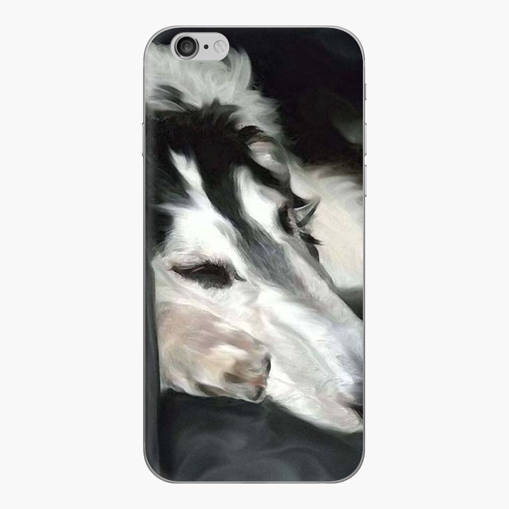Borzoi Snooze iPhone-Hüllen & Cover