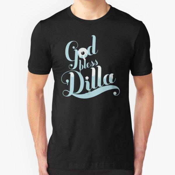 """A """"DILLA""""CIOUS TEE Slim Fit T-Shirt"""