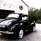 The Morris Minor  by Leon Ritchie