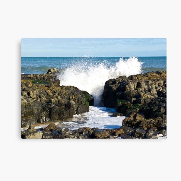 Splash - Bunbury Canvas Print