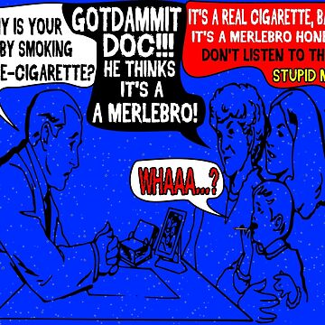 Ridiculous Humor- Smoking Babies Comic by tommytidalwave
