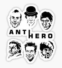 Anti-Hero Sticker