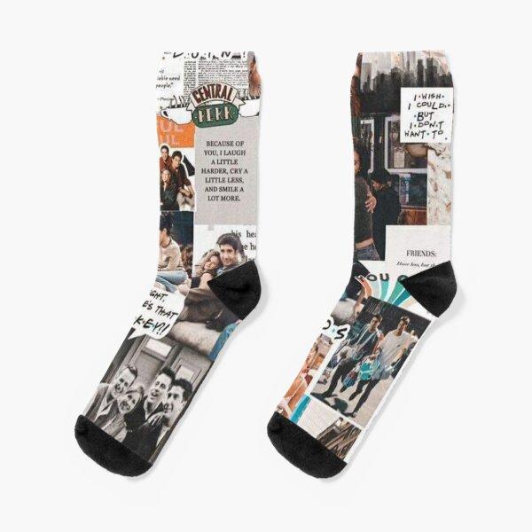 friends wallpaper Socks