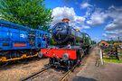GWR 4900 Class 4953 Pitchford Hall by Yhun Suarez