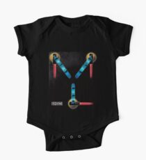 Back to the Future - Flux Capacitor One Piece - Short Sleeve