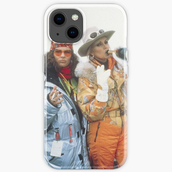 absolutely fabulous iPhone Soft Case