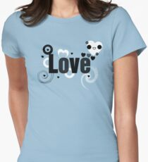 What's better than Love? Women's Fitted T-Shirt