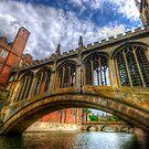 Bridge Of Sighs, Cambridge by Yhun Suarez
