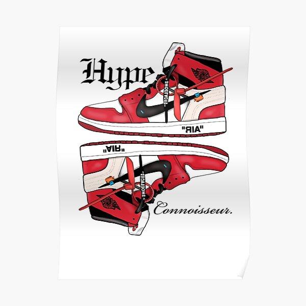 Hype Connoisseur Poster