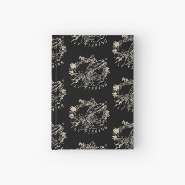Fly Fishing Hardcover Journal