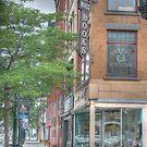 Mando Books - Cortland, NY by Edith Reynolds