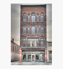 The Beard Building - Cortland, NY Photographic Print