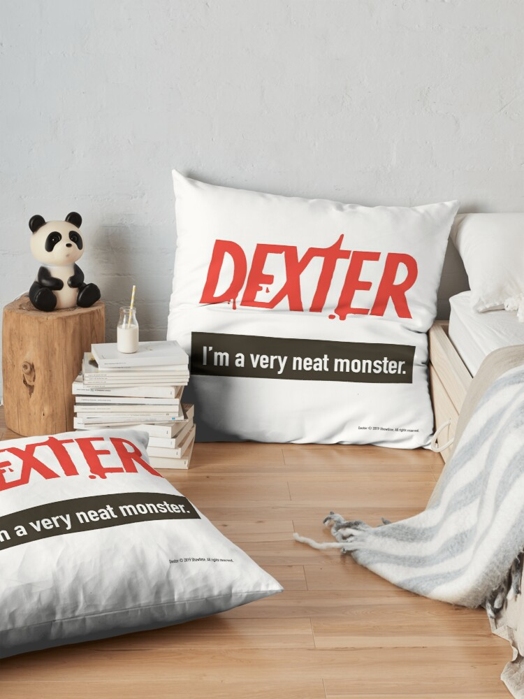 Alternate view of Dexter Morgan Fanart Floor Pillow