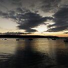 Sunrise In Dale by martin bullimore