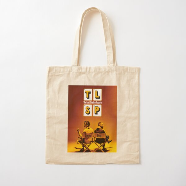 yellow Cotton Tote Bag