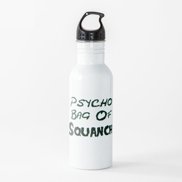 Psycho Squanch Water Bottle