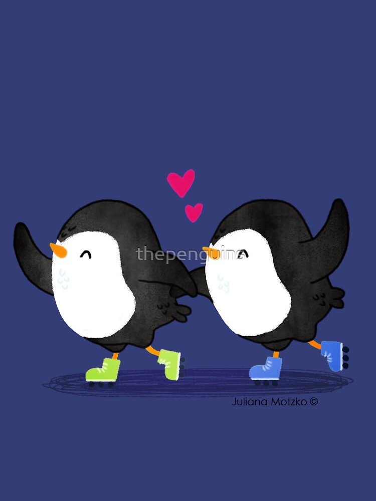 Penguins Having Fun Together by thepenguins