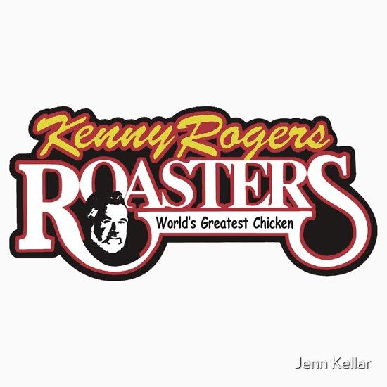 TShirtGifter presents: Kenny Rogers Roasters