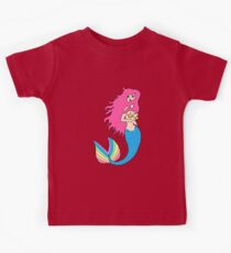Pretty Mermaid Kids Tee