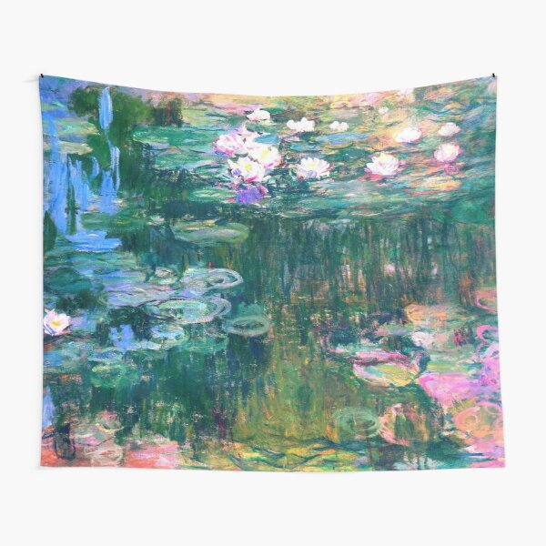 Water Lilies monet  Tapestry