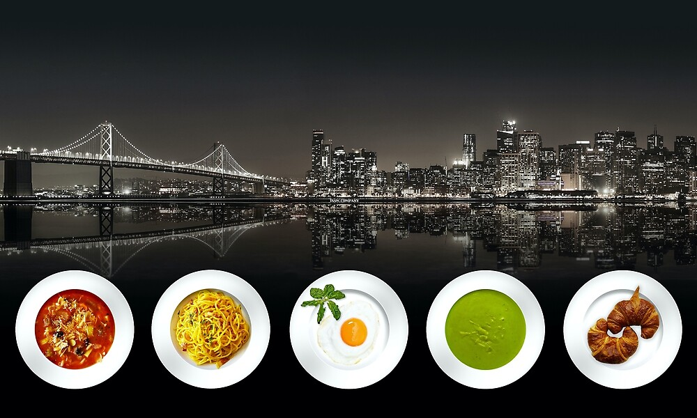 City of Cultural Cuisines by iSAWcompany