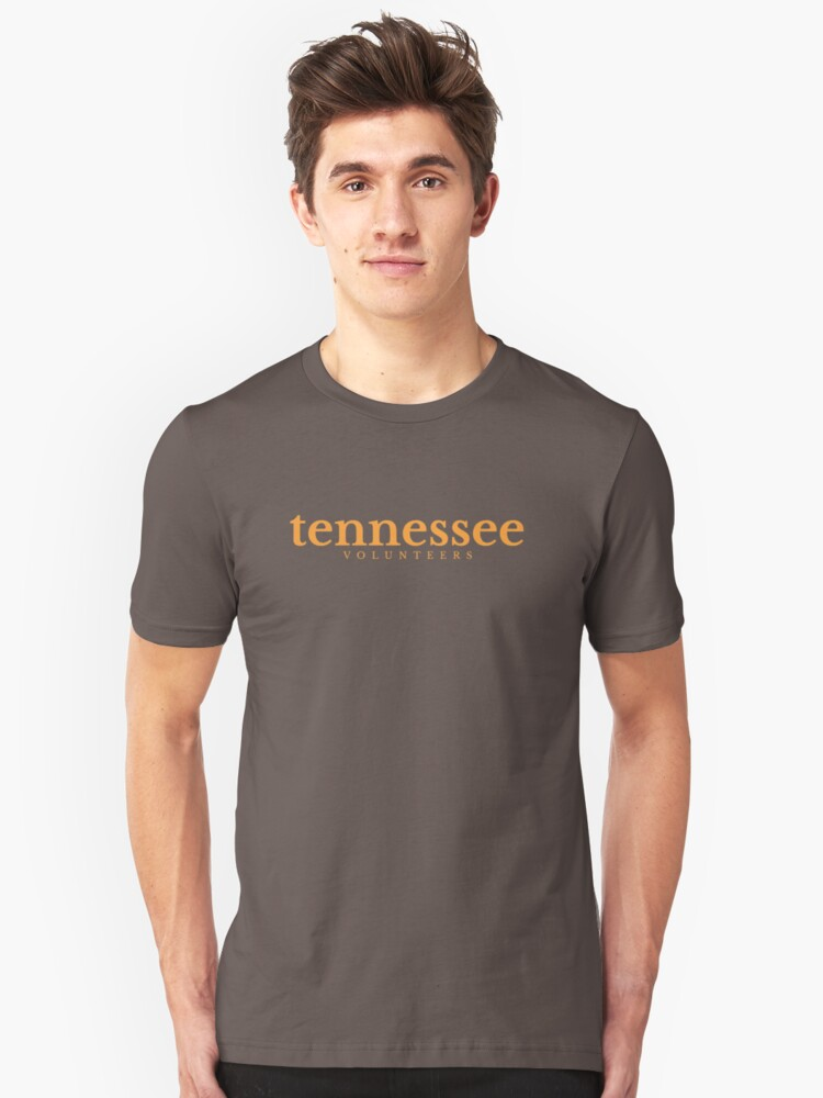 Tennessee Volunteers Unisex T-Shirt Front