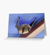 """""""Da Bat' Greeting Card"""