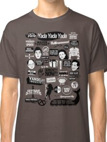 Seinfeld Quotes Classic T-Shirt