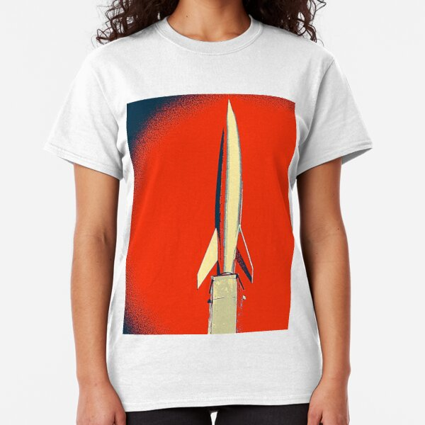 RED ARMY ROCKET Classic T-Shirt